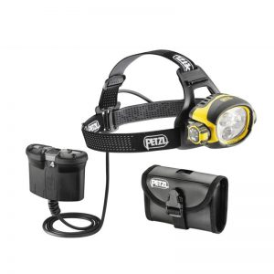 frontal petzl ultra-vario-belt