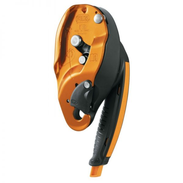 i'D petzl descensor