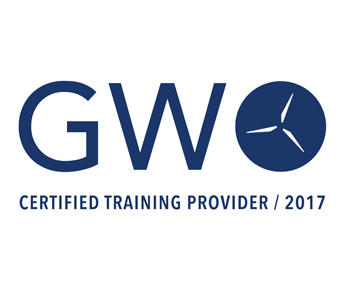 GWO Certified Training Provider 2017